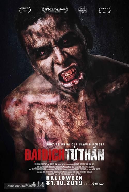Infección - Vietnamese Movie Poster
