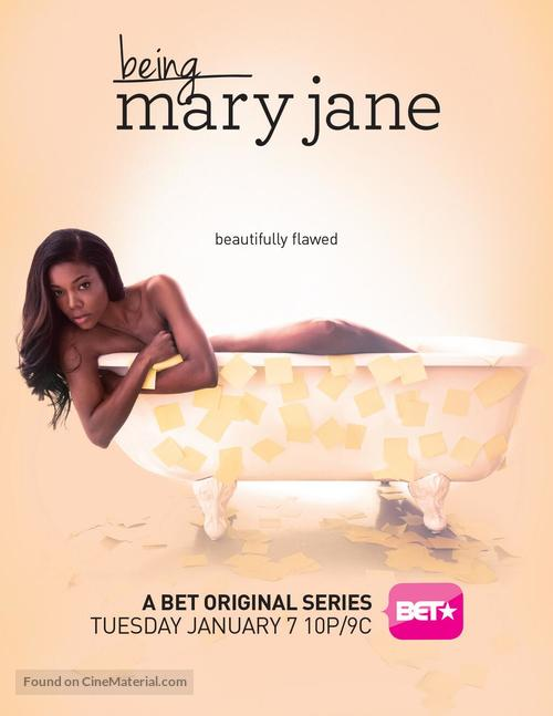 """""""Being Mary Jane"""" - Movie Poster"""