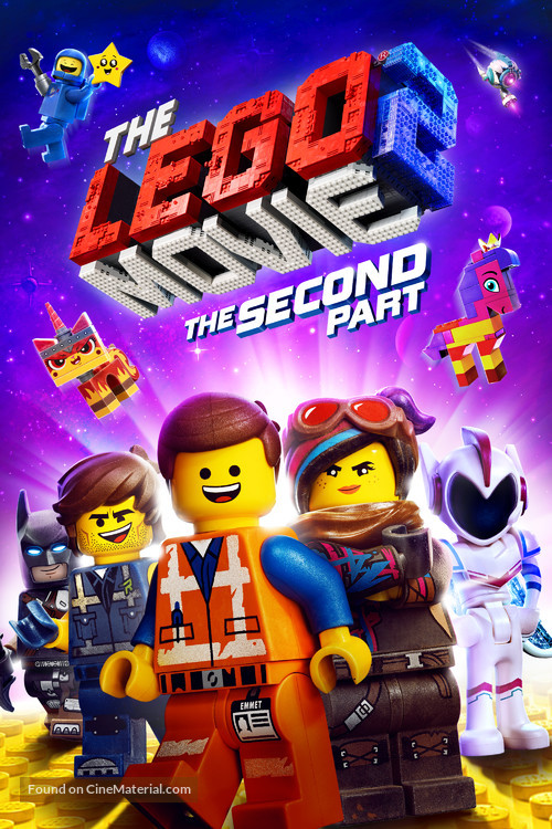 The Lego Movie 2: The Second Part - Movie Cover