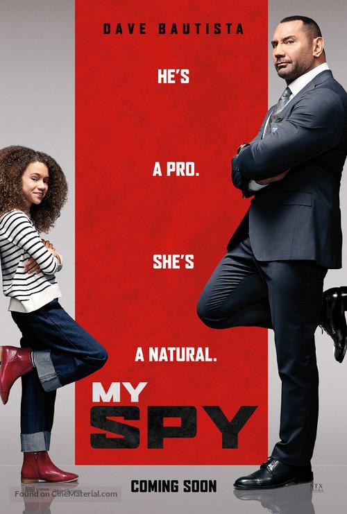 My Spy - Movie Poster