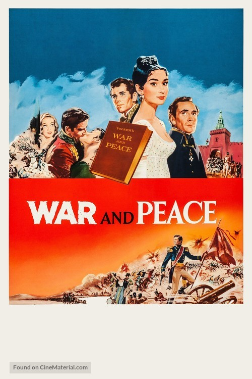 War and Peace - Movie Poster