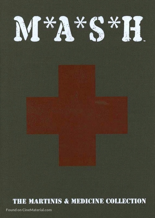 """M*A*S*H"" - Movie Cover"