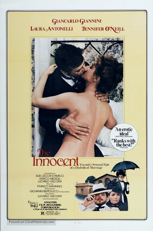 L'innocente - Movie Poster