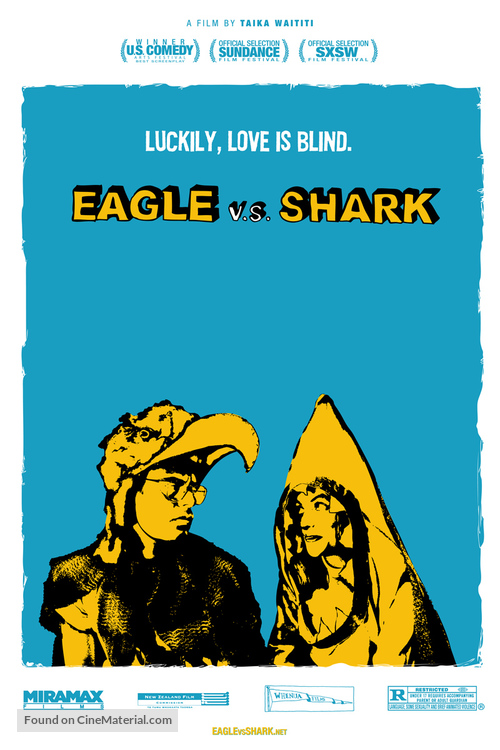 Eagle vs Shark - Movie Poster