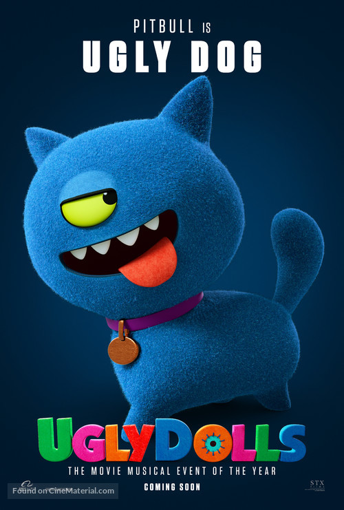 UglyDolls - Movie Poster