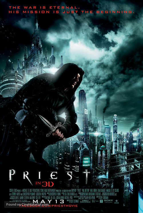 Priest - Movie Poster