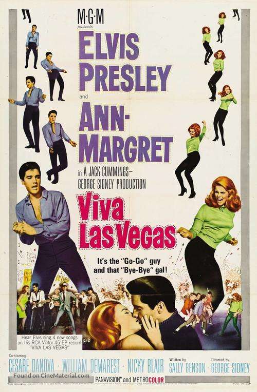 Viva Las Vegas - Movie Poster