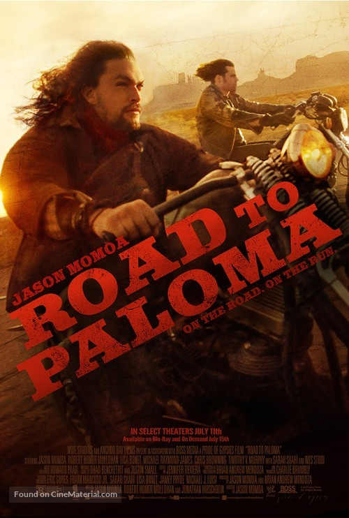 Road to Paloma - Movie Poster