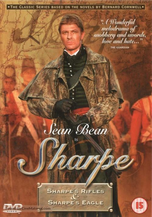 Sharpe's Rifles - British Movie Cover