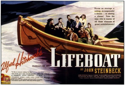 Lifeboat - Movie Poster