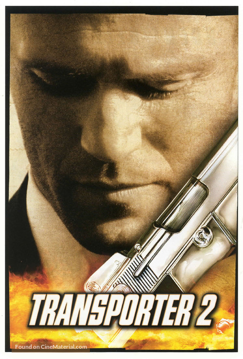 Transporter 2 - Movie Poster