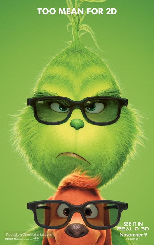 The Grinch - Movie Poster