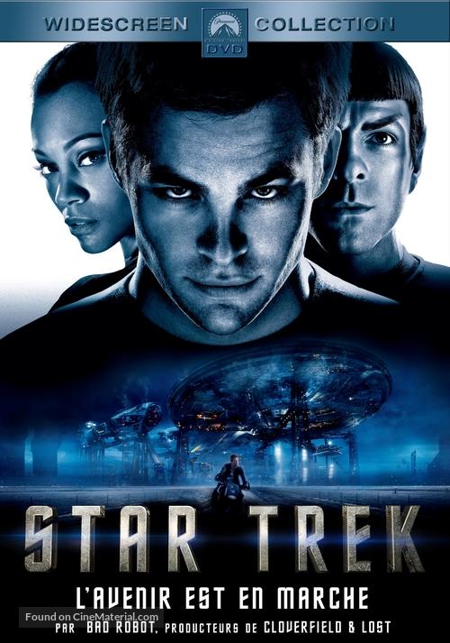 Star Trek - French Movie Cover