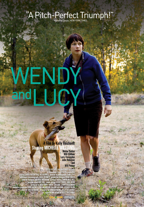 Wendy and Lucy - Movie Poster