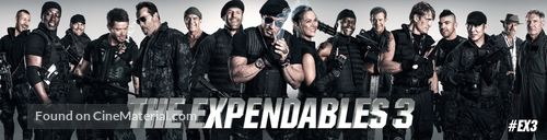 The Expendables 3 - poster