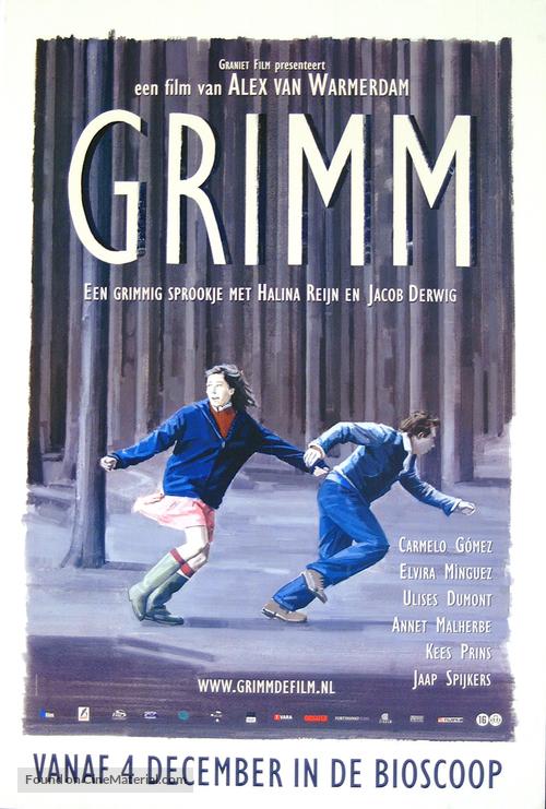 Grimm - Dutch Movie Poster