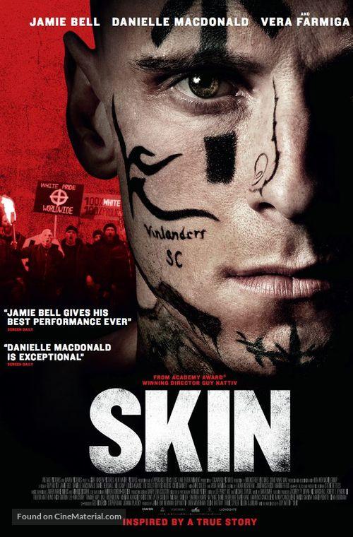 Skin - British Movie Poster