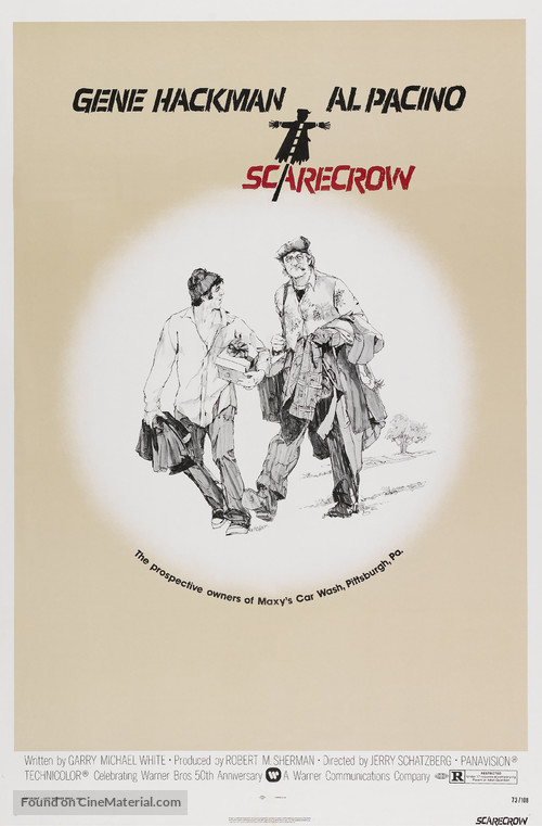 Scarecrow - Movie Poster