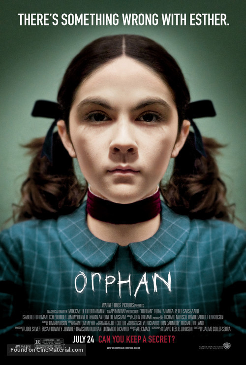 Orphan - Movie Poster