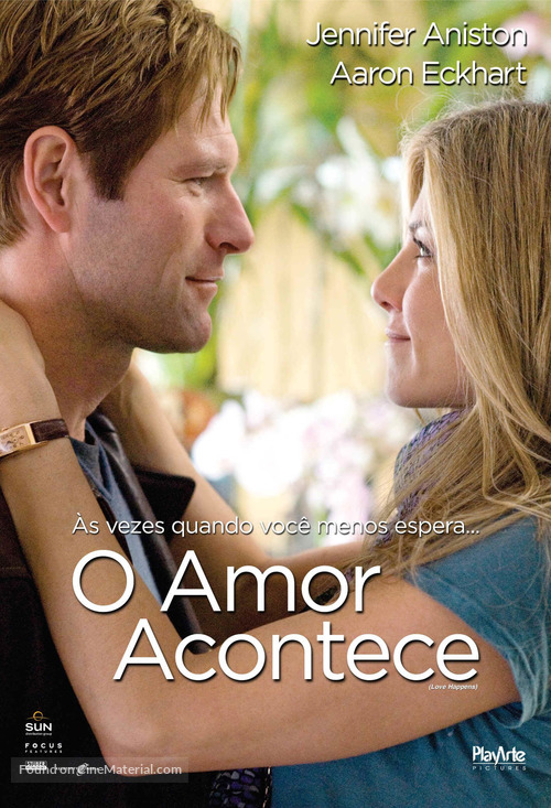 Love Happens - Brazilian Movie Poster