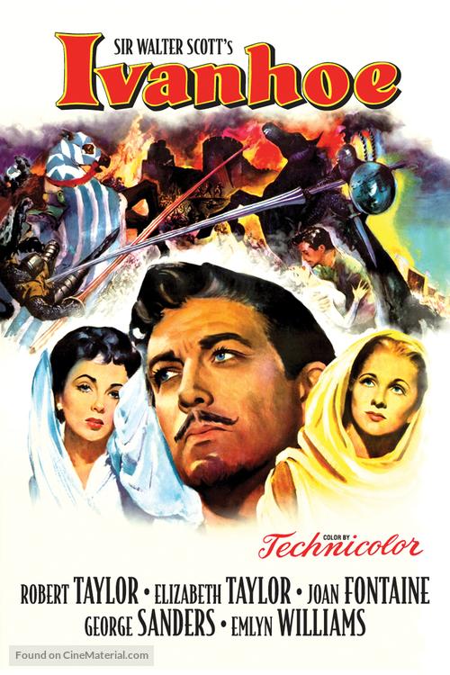 Ivanhoe - DVD cover