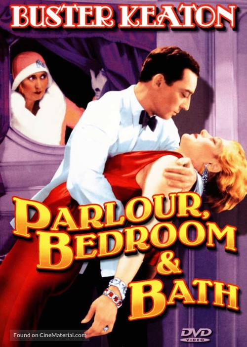 Parlor, Bedroom and Bath - DVD movie cover