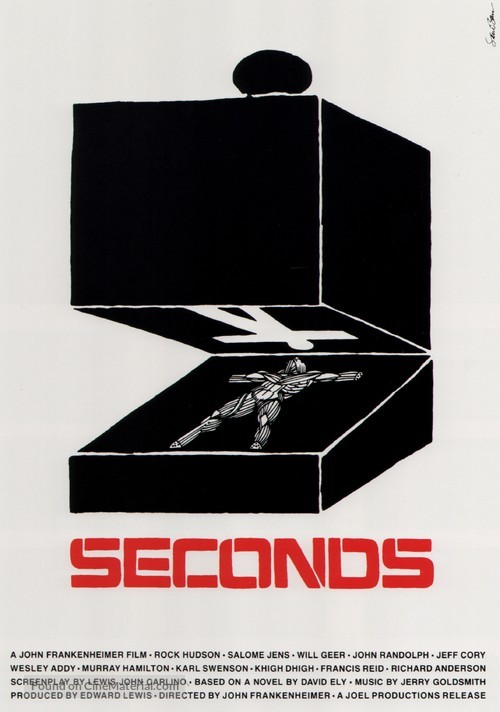 Seconds - Movie Poster