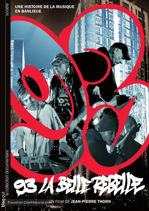 93: La belle rebelle - French Movie Cover