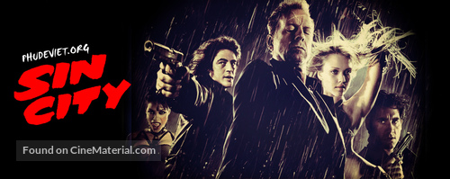 Sin City - Vietnamese Movie Poster