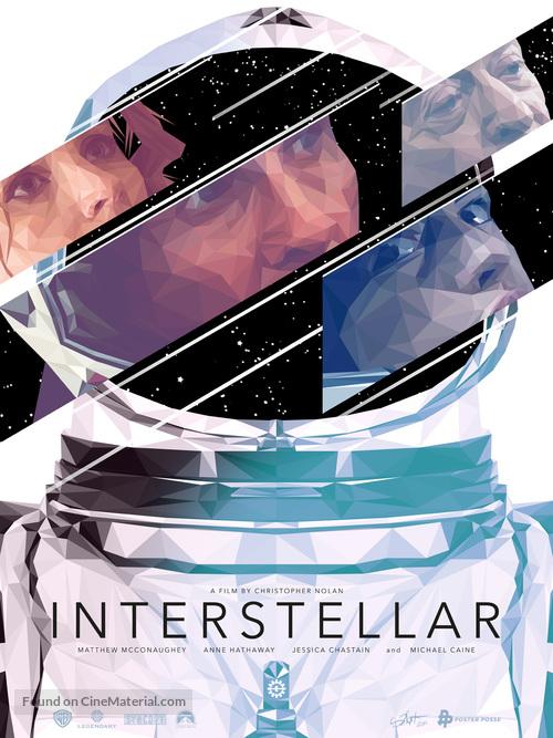 Interstellar - Movie Poster