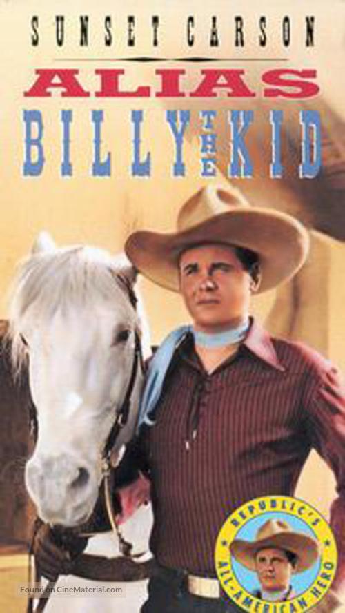 Alias Billy the Kid - Movie Cover