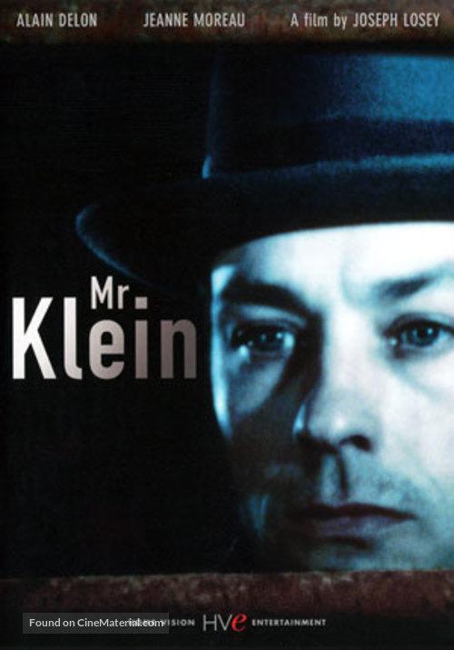 Monsieur Klein - DVD cover