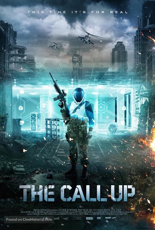 The Call Up - British Movie Poster
