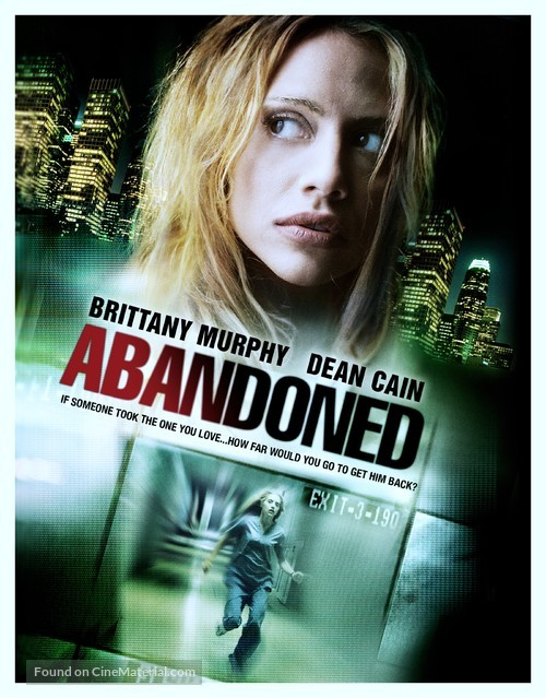 Abandoned - Movie Poster