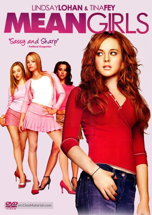 Mean Girls - Movie Cover