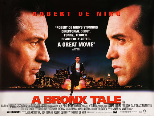 A Bronx Tale - British Movie Poster