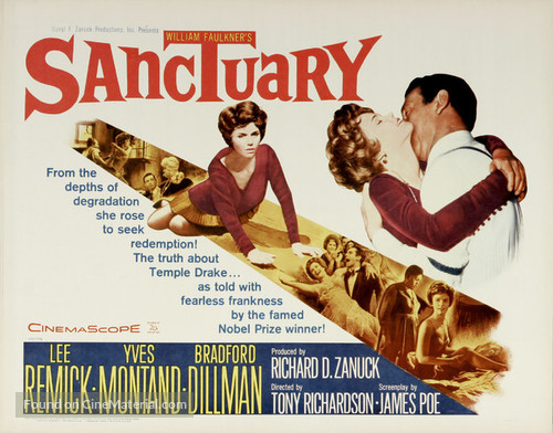 Sanctuary - Movie Poster