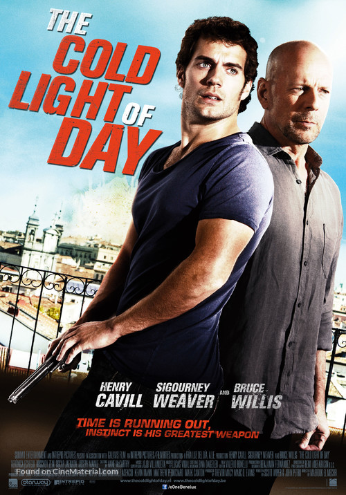 The Cold Light of Day - Dutch Movie Poster