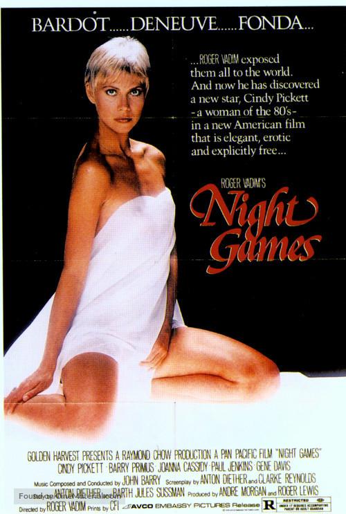 Night Games - Movie Poster