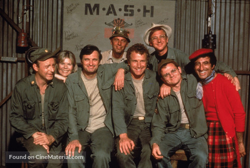 """""""M*A*S*H"""" - poster"""