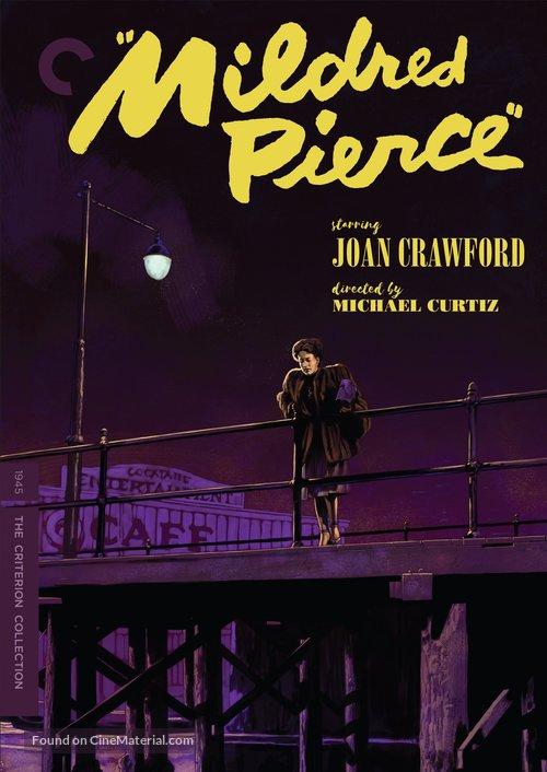 Mildred Pierce - DVD cover