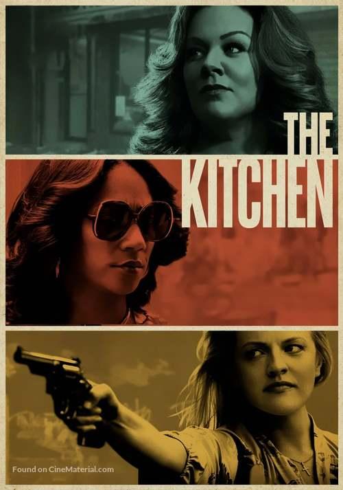 The Kitchen - Key art