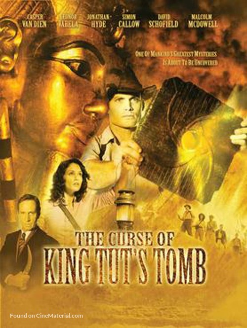 The Curse Of King Tuts Tomb Torrent: The Curse Of King Tut's Tomb Dvd Cover