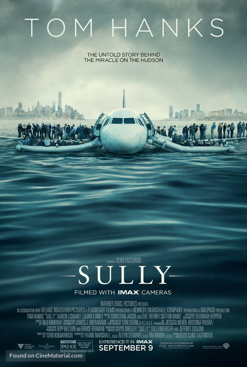 Sully - Movie Poster
