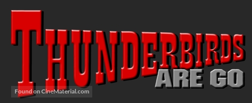 Thunderbirds Are GO - Logo