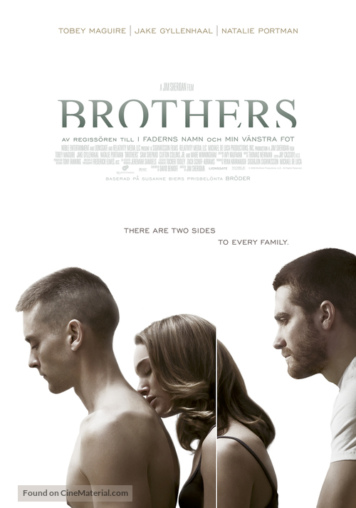 Brothers - Swedish Movie Poster
