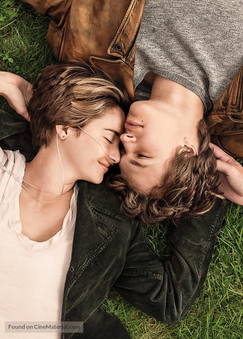 The Fault in Our Stars - Key art