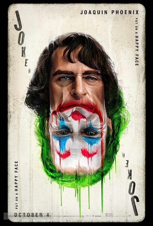 Joker - Movie Poster