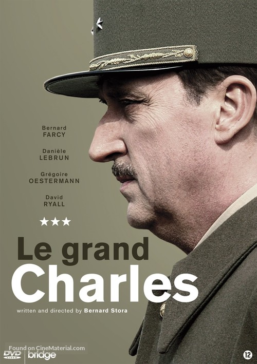 """Le grand Charles"" - Dutch DVD cover"