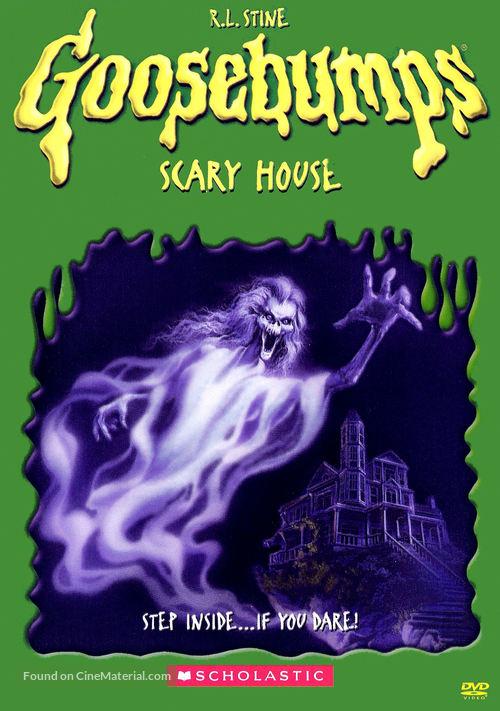 """Goosebumps"" - DVD cover"